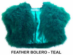 FEATHER BOLERO TEAL.jpg (32170 bytes)