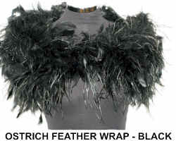 OSTRICH BLACK FEATHER WRAP.jpg (52330 bytes)