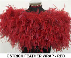 RED OSTRICH FEATHER WRAP.jpg (45378 bytes)