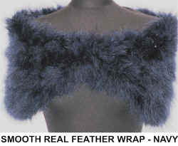 SMOOTH FEATHER WRAP  NAVY.jpg (41106 bytes)