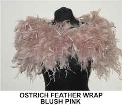 eOSTRICH FEATHER WRAP. BLUSH PINK .jpg (58558 bytes)
